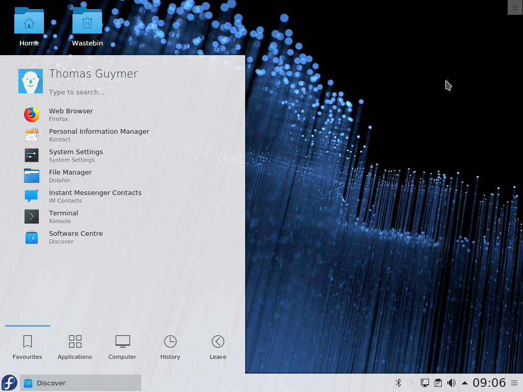 Fedora 28 Quick Start Guide